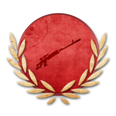 Achievement Rifle Rookie
