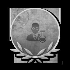 Achievement Rookie Chemist